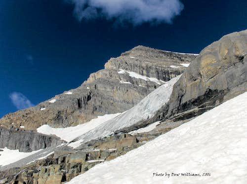 Unnamed Peak- East Ridge