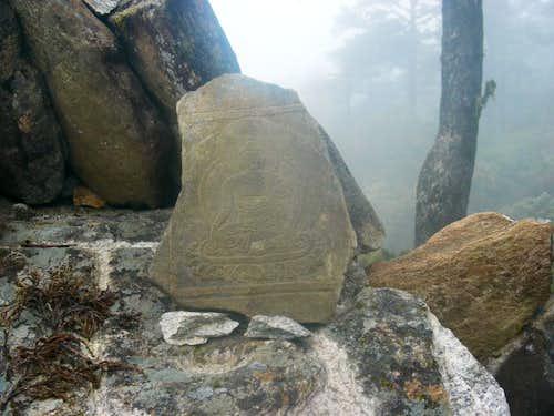 Buddha way of Khunde