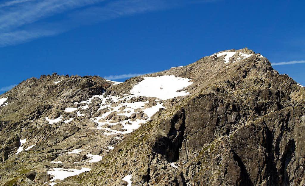 Il Mont Colmet (3024 m)