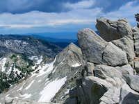 Veiw from the Summit Ridge