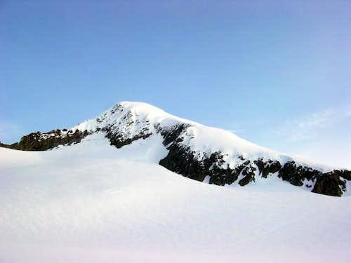 Eldorado Peak from the...