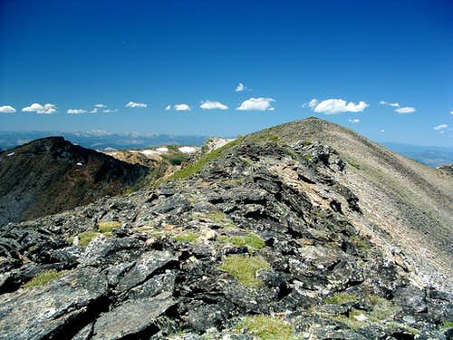 Ridgeline to Summit