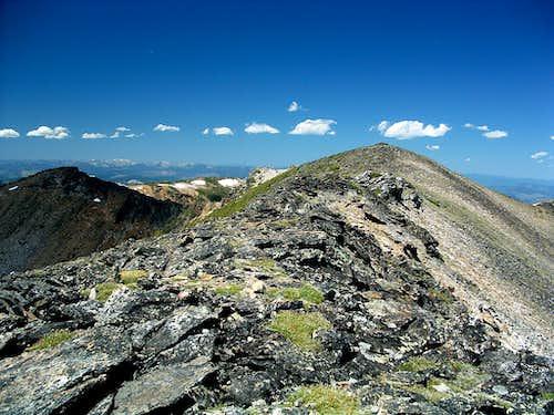 Ridgeline to Summit