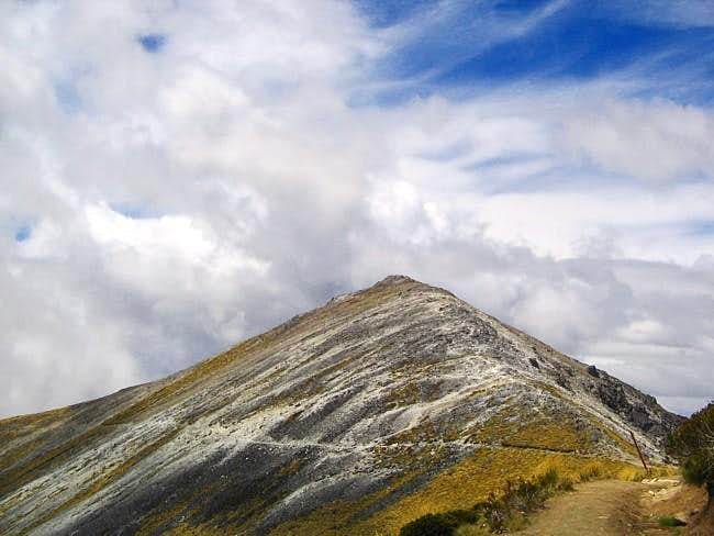 Mount Luxmore Summit