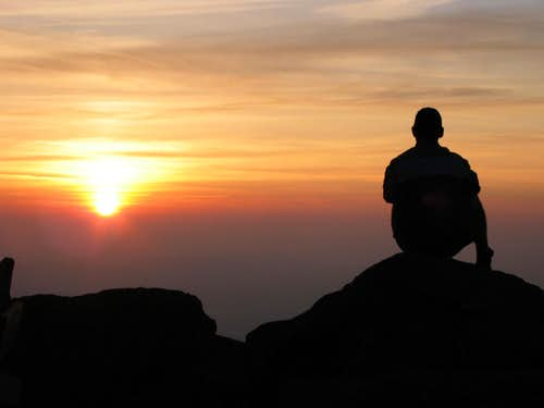 Mt. Madison Sunrise