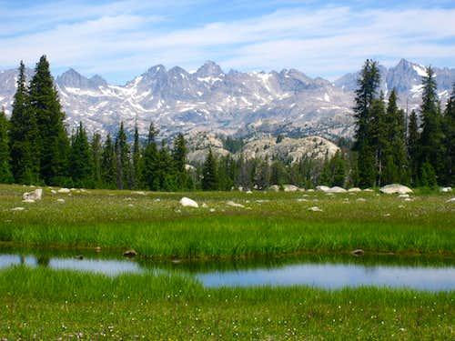 Pole Creek Trail Views