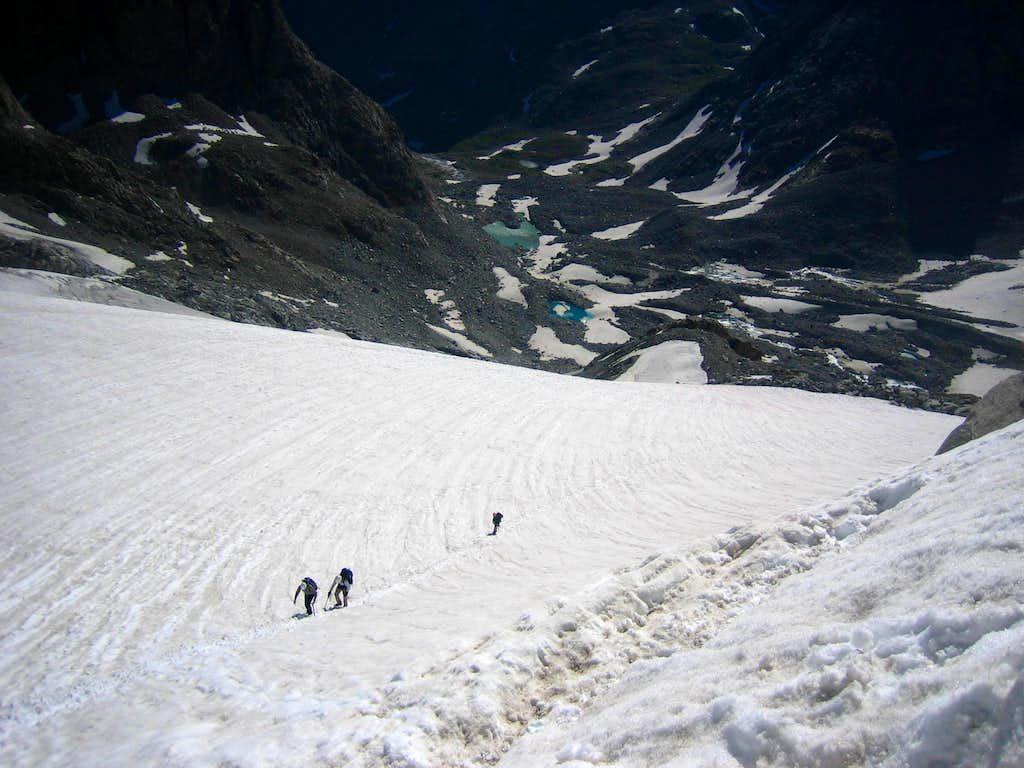 Goosenck Glacier