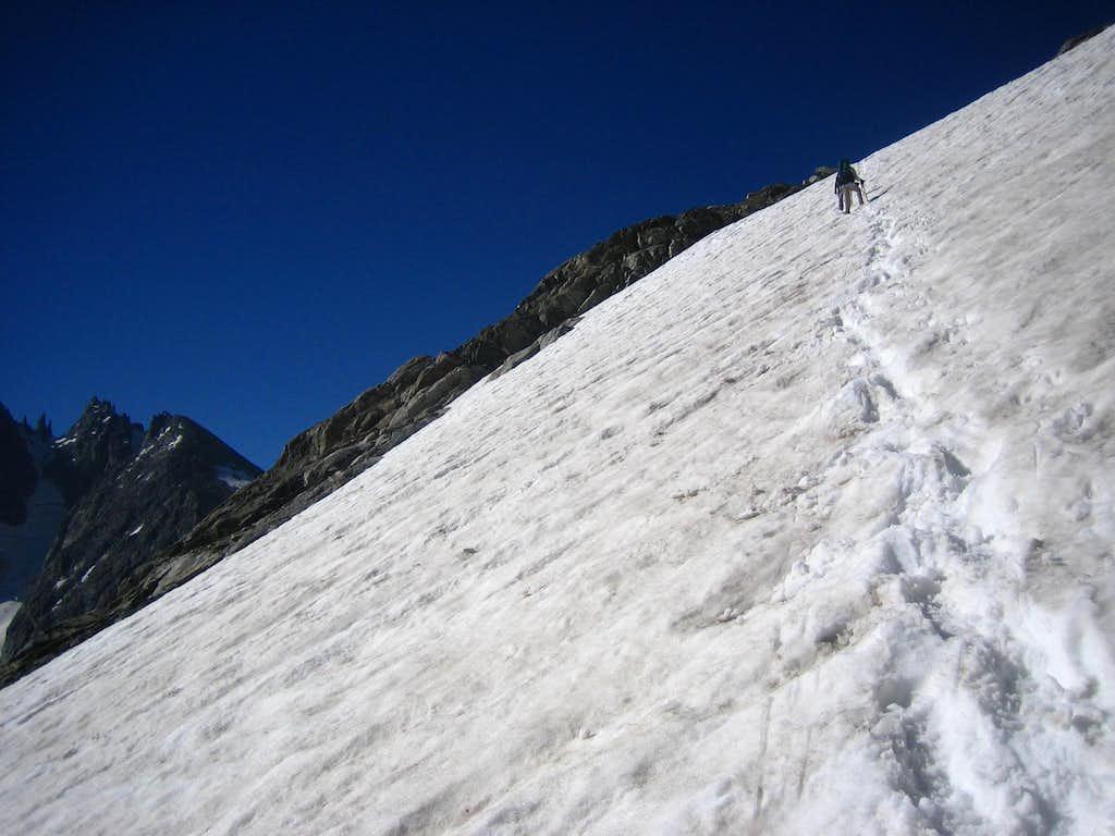 Gannett Snow Climb