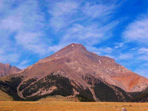 A Beginners Hike to Diamond Peak 2006