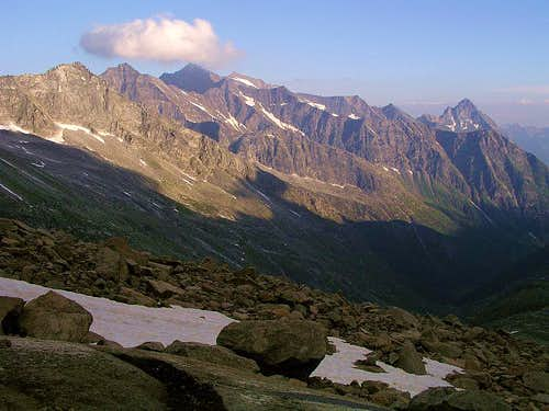 Granatspitze Group