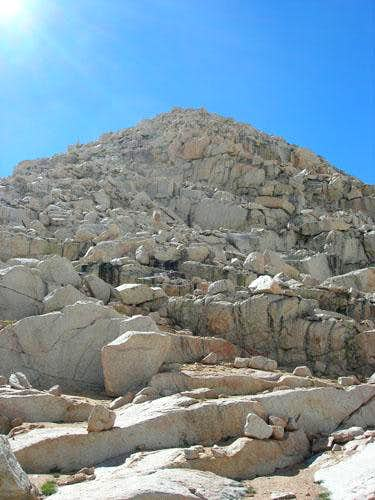 Wotan's Throne - North NW Face