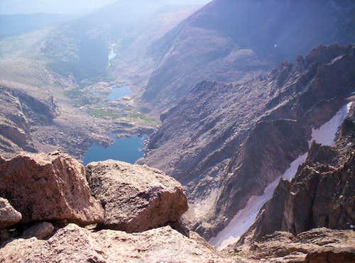 Chasm Lake  Long's Peak