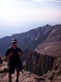 Long's Peak July 17, 2006
