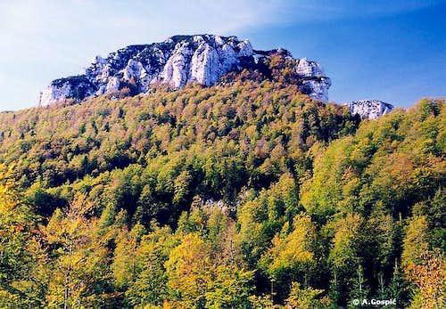 Troglav autumn