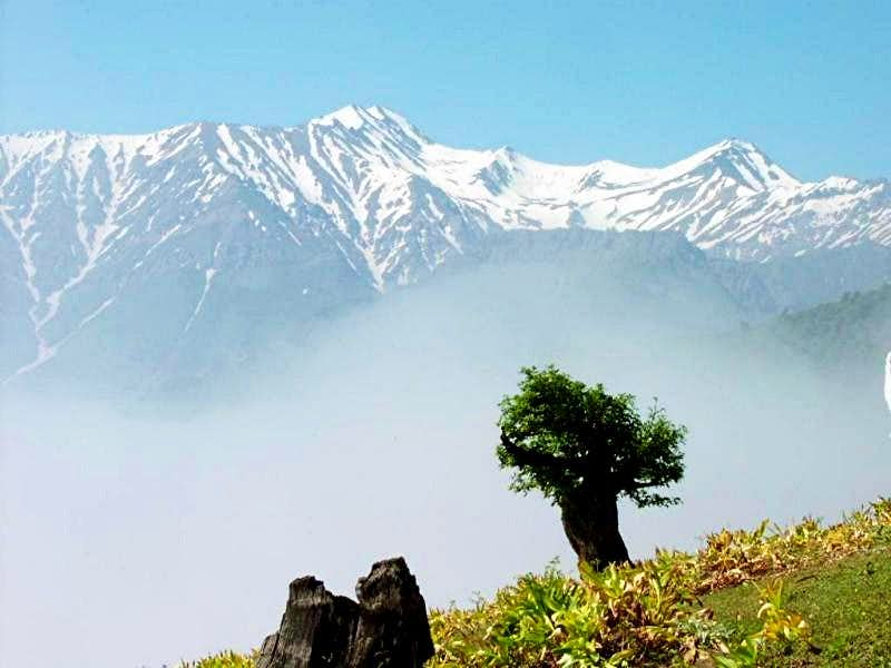 IRAN--Snowy Summits to Steamy Forests