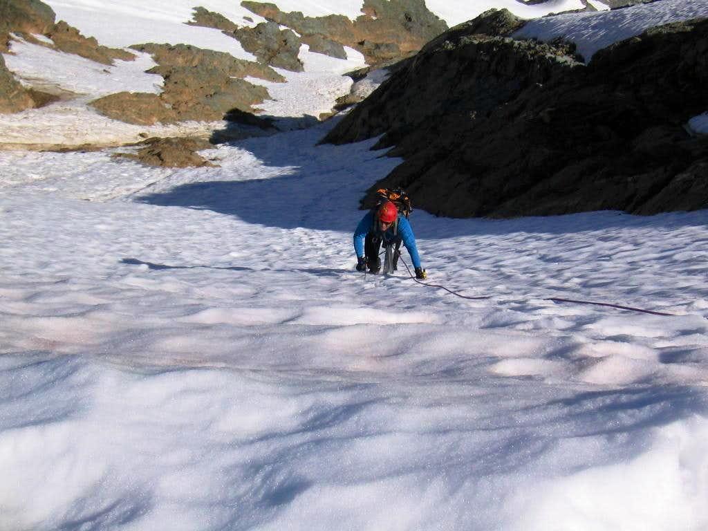 Mt Maude North Face