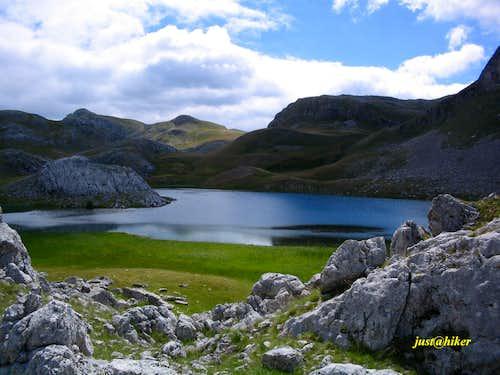 Kotlanicko lake