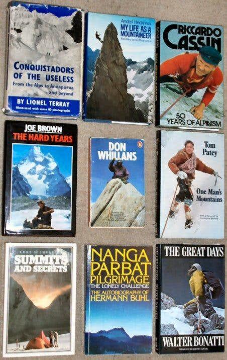 Classic Autobiographies…