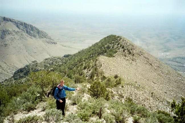 Guadalupe Peak Trail Climbing Hiking Amp Mountaineering