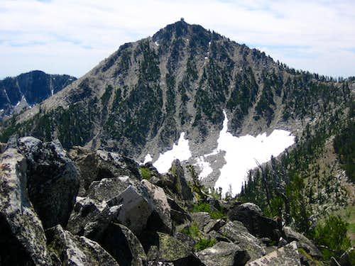 Trinity Mountain-North side