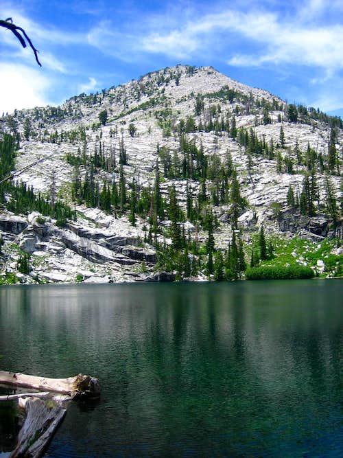 Heart Lake -Trinity Mountain