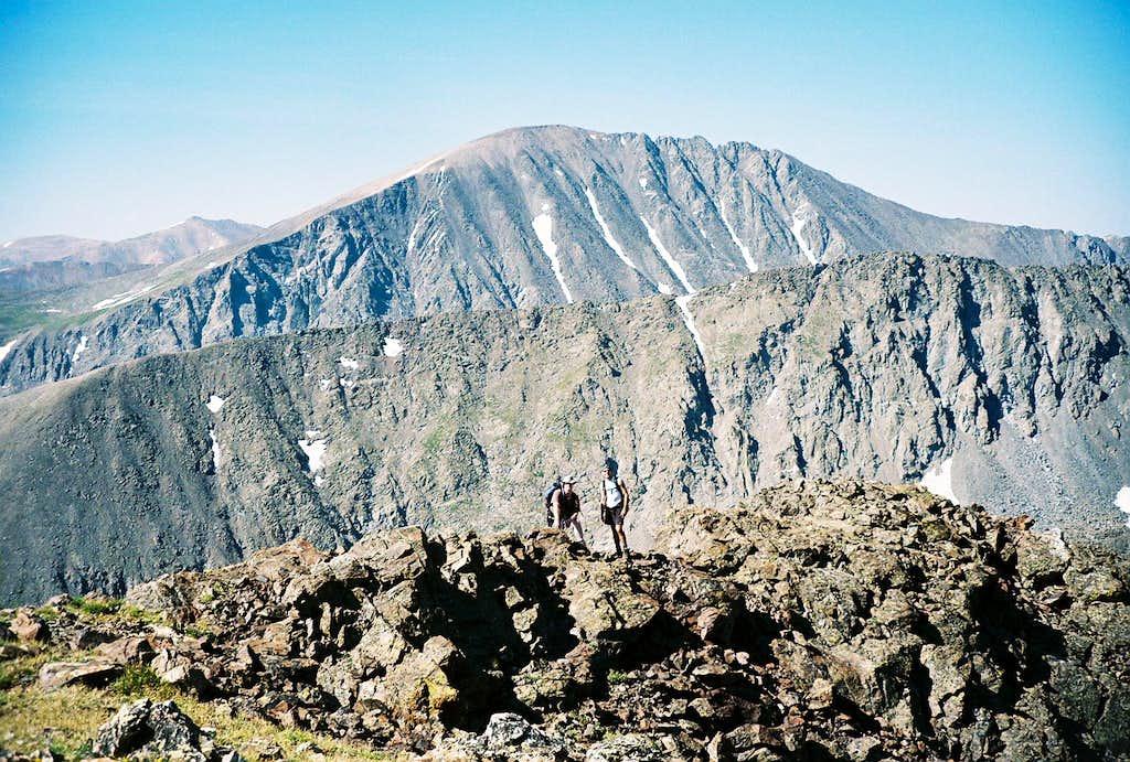 Views of Mt. Quandry
