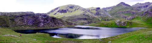 Il primo lago della Battaglia