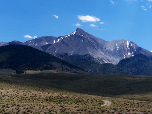 Idaho 2000-ft Prominence Peaks