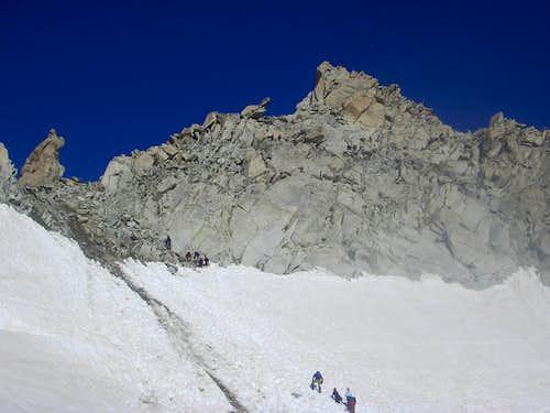 Aiguille du Tour (3542m)