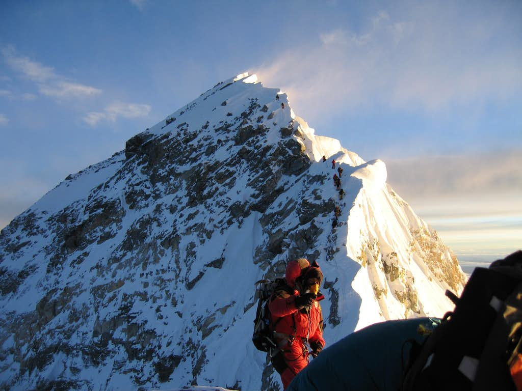 Everest   Photos  Diagrams  U0026 Topos   Summitpost