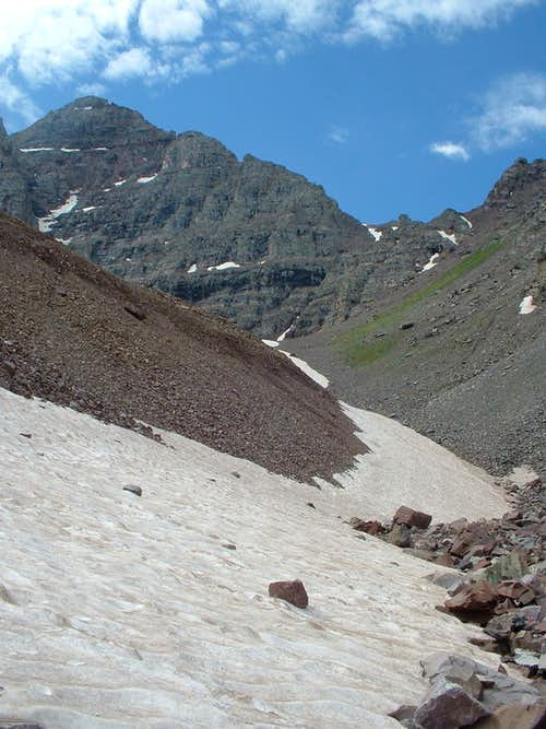 Pyramid Peak / Amphitheater