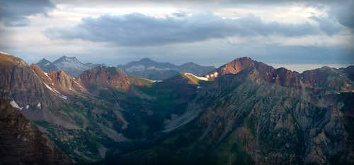 Elk Range, Colorado