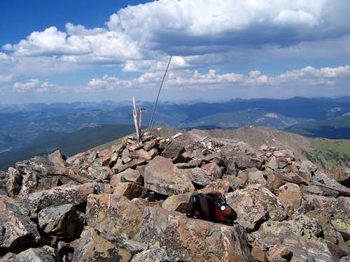 Summit- Homestake Peak