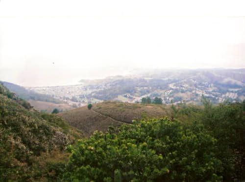 View from Montara Mountain