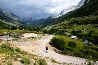 North Albanian Alps