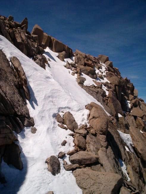 North Face. Summit Ridge....