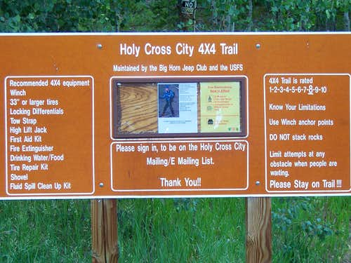 TH for Holy Cross City
