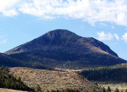 Black Butte (Ochocos)