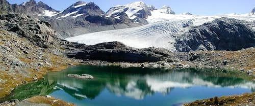Lago Verde superiore