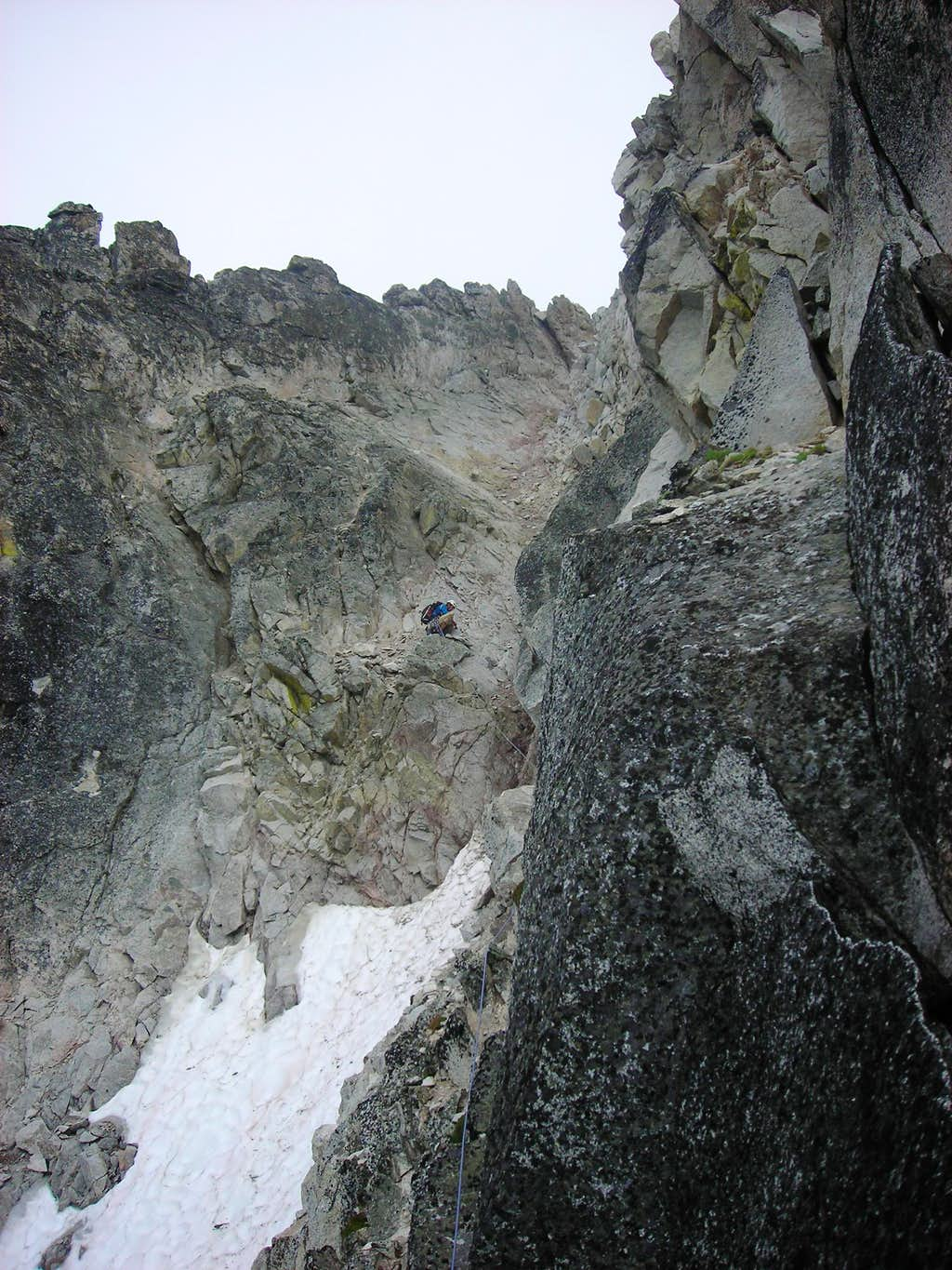 Backbone Ridge With Fin Direct