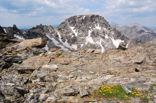 North Arapaho Peak\'s Summit, Indian Peaks, Colorado