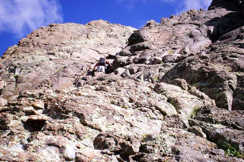 The Rockwall and Gully