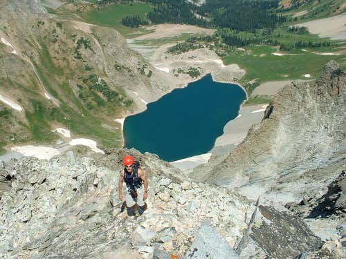 Capitol Lake from  K2