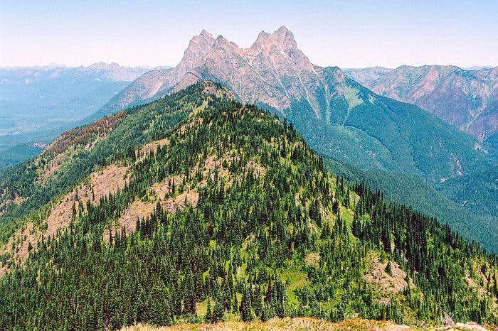 Desolation - view north