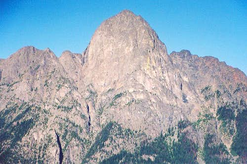 North Hozo - West Face