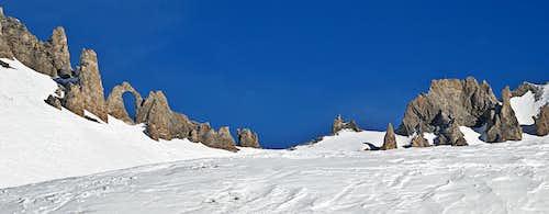Aiguille Percée (2778m)
