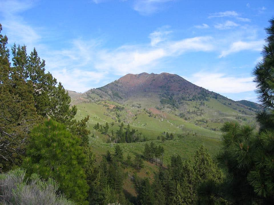 Ironside Mountain