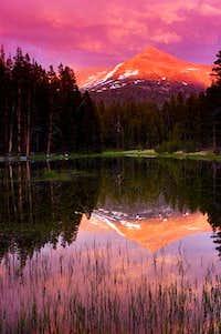 Mt. Gibbs Reflection