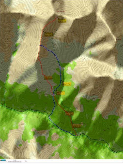 Zeus' Ridge