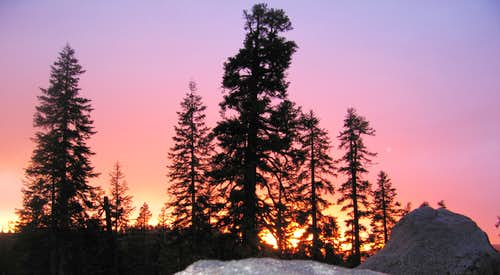 Tuolumne Sunset #2
